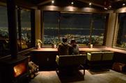 六甲山からの1000万ドルの夜景とともにくつろぎの時間を TENRAN CAFEのクリスマスディナー 11月1日(木)予約開始