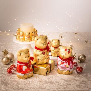 リンツ、クリスマス限定ギフトチョコレートを11月1日から販売  人気が高まるアドベントカレンダーのキャンペーンを実施