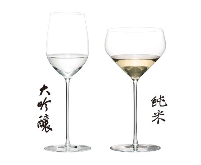 【リーデル】蔵元と共同開発した日本酒専用グラスをハンドメイドで再現