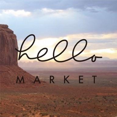 """ファッション関係者が出品するフリーマーケットやワンランク上のワークショップなどが人気のコミュニティーマーケット""""hello MARKET""""。12月1日(土)・2日(日)代官山モンキーカフェで開催"""