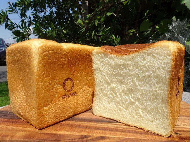 本格的高級食パン『ohana本店』で発売開始