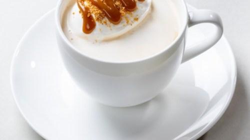 待望の復活!香ばしい胡麻の風味がたまらない『金胡麻ミルク珈琲』11月21日(水)より上島珈琲店にて再販売!期間限定メニュー『柚子ミルク珈琲』、『蜂蜜かりんのしょうが湯』も同時発売