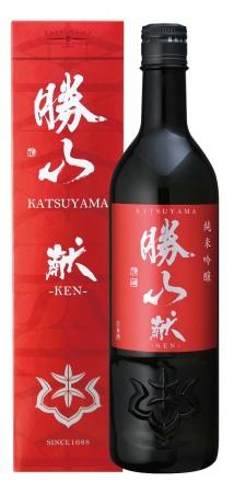 フランスの日本酒品評会KURA MASTER2018勝山の純米吟醸「献」がプラチナ賞受賞!