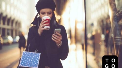 テイクアウトコーヒーを事前注文、キャッシュレス決済。モバイルオーダー&ペイアプリ『TOGO』正式リリース!