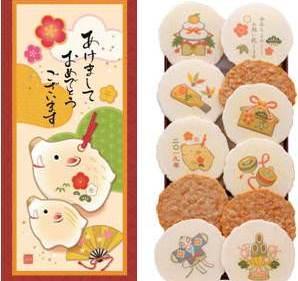 2019年は亥!手土産は、縁起のよい干支菓子で!帰省みやげ・迎春菓子フェア