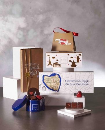 JEAN-PAUL HÉVIN「2019 ヴァレンタインコレクション<LOVE ISLAND>」1月16日(水)から販売開始