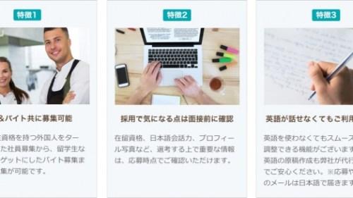 言語の壁を感じさせない面接調整ツールが新登場! 飲食×外国人採用の「Food Job Japan」より外国人採用を効率化する新機能をリリース