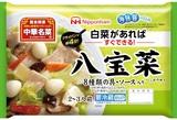 日本ハム 「中華名菜八宝菜」 390g 222円