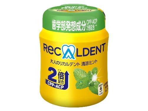 大人のリカルデント 清涼ミント(ボトルR)
