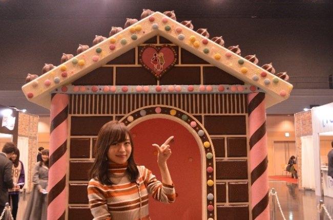 バレンタイン目前!チョコレートの祭典!「Eurochocolate in Osaka 2019」大阪にて日本初開催!