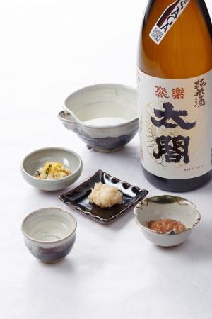 写真ー日本酒x唐津小鉢3種セット