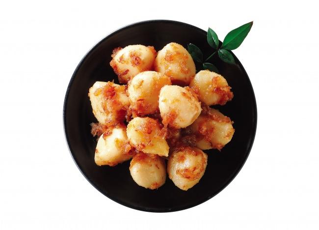 おつまみやご飯のお供にも!旨み溢れるこだわり素材の梅にんにくが新登場 ISETAN MITSUKOSHI THE FOOD「やわらか南高梅にんにく」3月1日(金)より発売