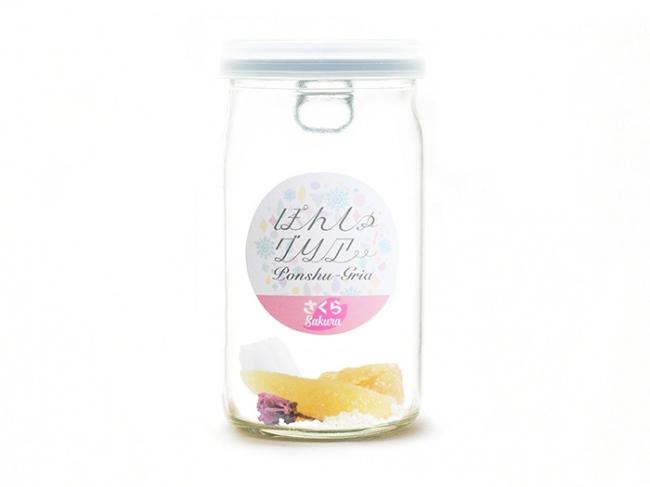 ぽんしゅグリアにサクラ咲く。お花見に最適な桜の日本酒カクテルの素。「ぽんしゅグリア」にさくらバージョンが今年も登場!