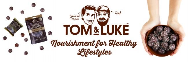 ニュージーランドの有名パーソナルトレーナーとシェフ「トム&ルーク」がプロデュース。「フルーツ&ナッツ チョコレート スナックボール」がナチュラルローソンから絶賛先行販売中!