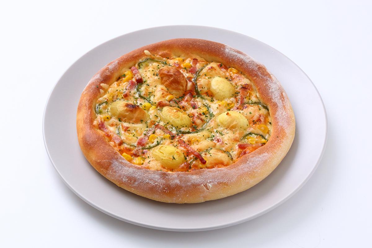 焼きたてピザとフォカッチャのテイクアウト専門店『PIZZA PORT(ピザポート)川西店』ジャーマンポテト