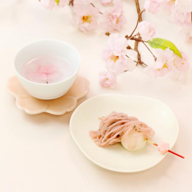 祇園の夜をお花見気分で!茶寮都路里本店の「お花見ナイト」3月12日より実施。
