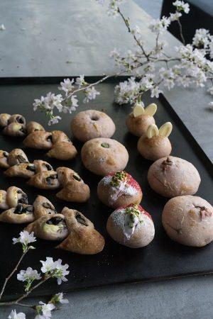 koe lobby Baguette「(パンおたくからの)注文の多いバゲット専門店」第二弾「花よりバゲット!」満開の桜もそっちのけになる新メニュー登場!