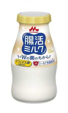 「腸活ミルク」4月12日(金)より宅配専用で新発売