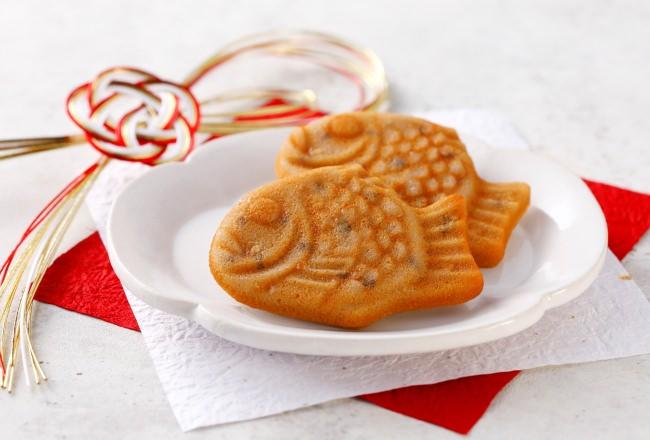 老舗和菓子屋 「築地ちとせ」 より、「鯛安吉日」 が更に美味しくなってリニューアル発売いたします!