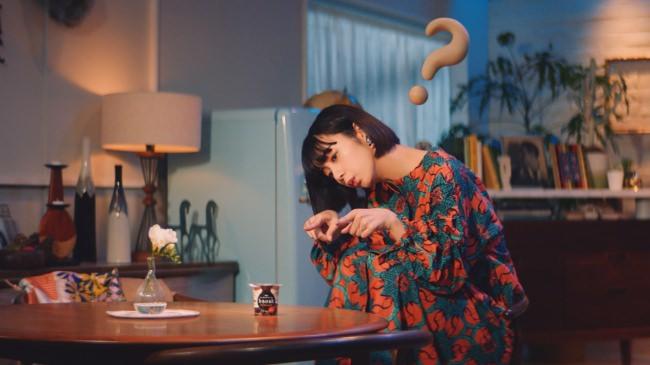 新商品『明治ヨーグルトドルチェとろけると』池田エライザさんを起用し、4月2日(火)全国で放送開始
