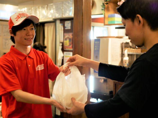 北海道初展開!今まで出前をしていなかった札幌で話題のお店からもデリバリーが可能に!