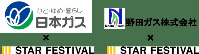 企業・ワーカー向けフードデリバリーのスターフェスティバルが、日本ガス、野田ガスと災害時における食料品などの支援協力について協定を締結