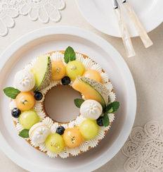 メロン、桃、グレープフルーツなど、初夏のフルーツが勢ぞろい 期間限定スイーツ 「Fruits & Fruits Collection(フルーツ&フルーツ コレクション)」販売 2019年5月1日(水・祝)より 宝塚ホテルにて