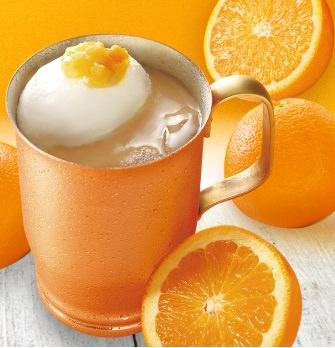 改元記念!人気No.1のミルク珈琲がかえってきます!『オレンジミルク珈琲』を4月27日(土)より限定発売!『ピニャコラーダのグラニータ』も同時発売。