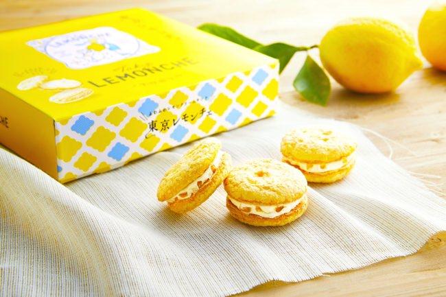 〈 東京レモンチェ〉、幸せな気持ちを届けるレモンのお菓子が2019 年5 月9 日~ 5 月15 日の期間限定で東急百貨店東横店B1Fジスウィーク1 に登場します。