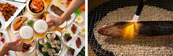 今年のテーマは「食楽市場」JRホテルクレメント徳島のビアガーデン「クレメントガーデン」2019年6月1日(土)オープン
