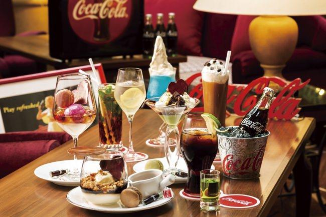 【オリエンタルホテル 東京ベイ】暑さを吹き飛ばす「コカ・コーラ」ワールドでシュワッとリフレッシュ