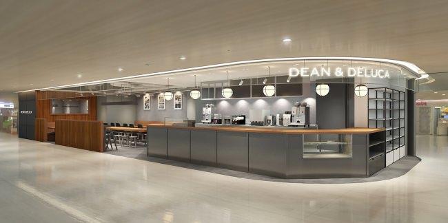 【DEAN & DELUCA CAFE】日本と世界を結ぶ表玄関 成田国際空港 第1旅客ターミナル内オープンのご案内