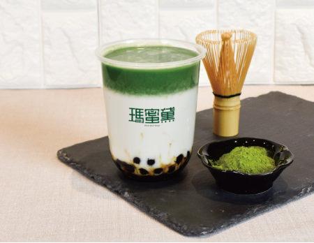 タピオカドリンク専門店「瑪蜜黛(モミトイ)」が京都市四条河原町にオープン