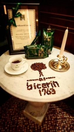 250年以上の歴史を持つトリノ最古のカフェ「Bicerin」よりオリジナルコーヒー豆「Miscela di caffe bicerin speciale」が初登場