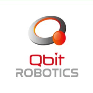 「QBIT Robotics」企業ロゴ