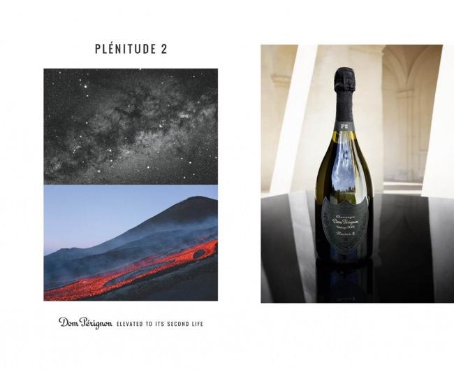 "Dom Pérignon Vintage 2002 Plénitudes 2 ドン ペリニヨンの""第2の生命"" がついに誕生"