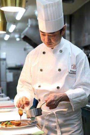 レストラン ブリーズヴェール 料理長 福島 慎太郎