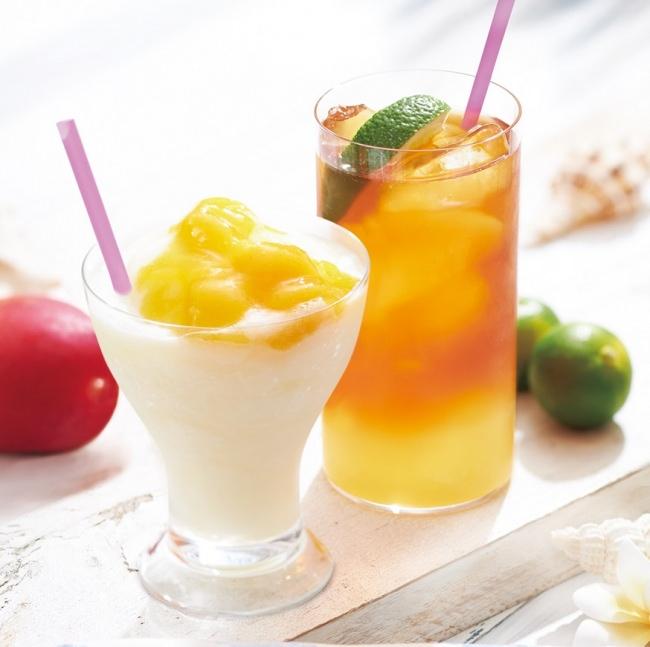 「タリーズコーヒー &TEA浦添西海岸パルコシティ店」のオープンを記念して「沖縄シークワーサースワークル®」と「&TEA 沖縄シークワーサーセパレートティー」を発売