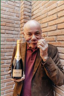 KRUG最高醸造責任者エリック ルベル