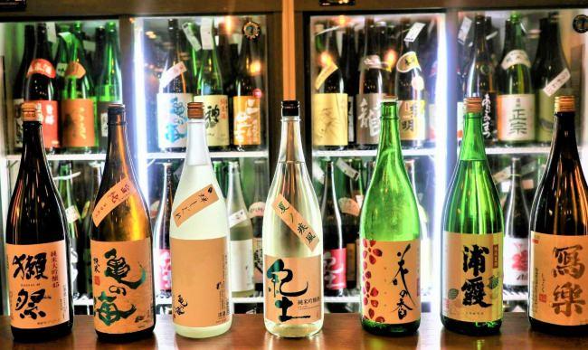 日本酒70種類以上が500円で飲み放題!?渋谷で日本酒を一番コスパ良く楽しめる『日本酒バル 富士屋』のイベントが最高すぎる!!