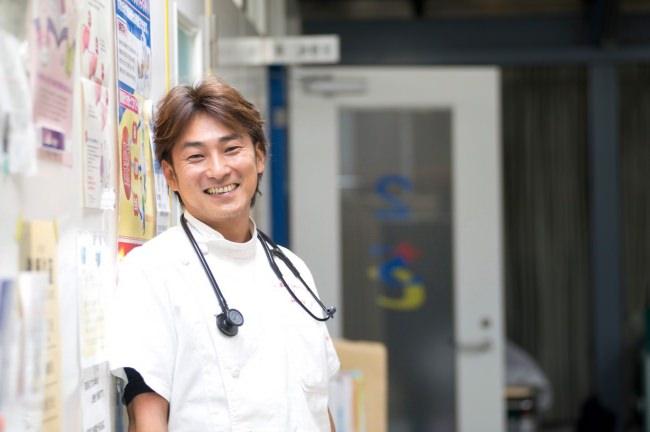 日本医師会認定健康スポーツ医 坂本クリニック 理事長 坂本直隆先生