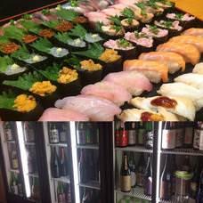 3900円で時間制限無し持込自由の『寿司食べ放題&日本酒飲み放題』