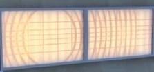 和紙光壁イメージ