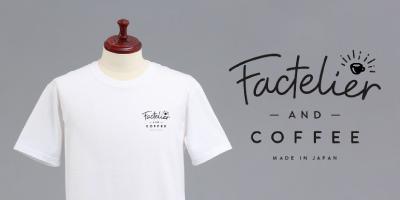 ロゴ入りオリジナルチームTシャツ