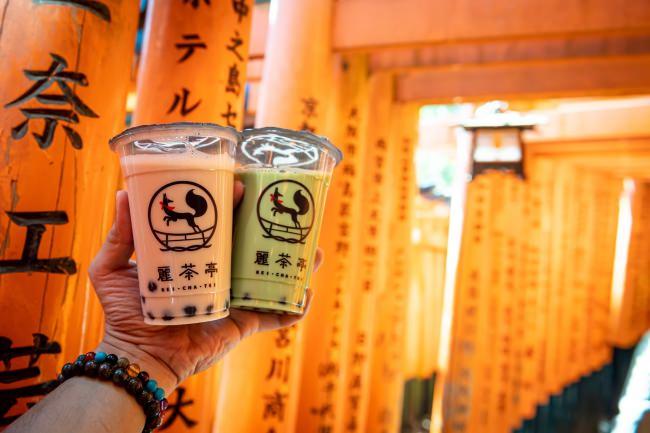 京都で口コミ人気No.1の日本茶タピオカ専門店『麗茶亭』が9月海老名に新規開店