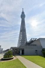 東京スカイツリータウンのファームガーデン(すみだ水族館の横)でグランピングが楽しめる! 東京スカイツリータウン®の庭 〜空とグランピングとBBQ〜がオープン。