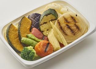8月31日は、野菜の日!加熱野菜で残暑を乗り切ろう! 大丸東京店 加熱野菜特集