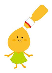 8月24日は何の日? ボトルからこぼれた一滴のドレッシングから ドレッシングを広くPRするキャラクター「どれしぃ」誕生!!