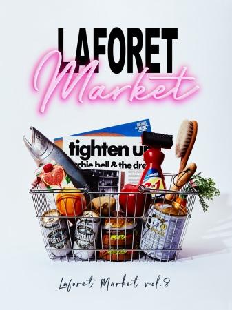 イベントや空間ディレクションを中心に活動する「場と間」とラフォーレ原宿が提案するカルチャーマーケット企画 第8弾の開催が決定 「Laforet Market vol.8」開催