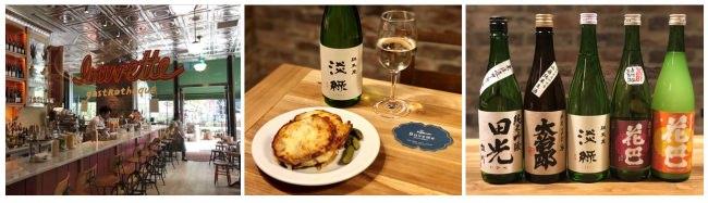 東京ミッドタウン日比谷「Buvette(ブヴェット)」で楽しむ伝統フレンチと日本酒のペアリング